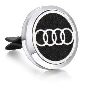 Accessories - Essential Oil Clip-on Diffuser Audi Emblem